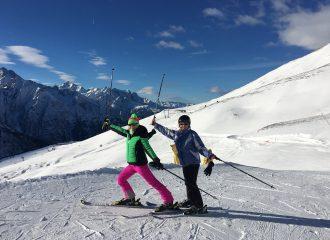 jak zacząć jeździć na nartach
