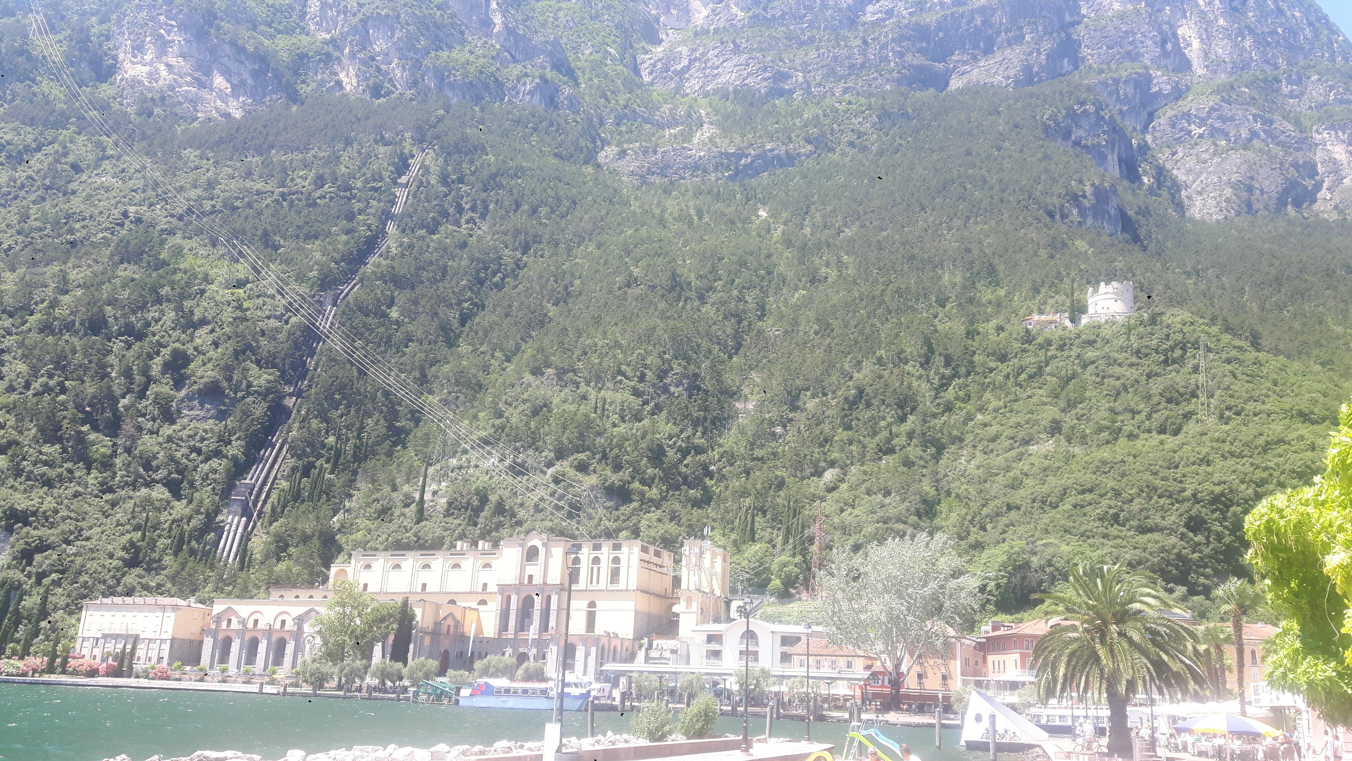 Elektrownia w Riva del Garda