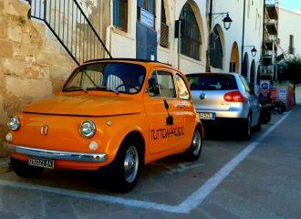 Parkowanie we Włoszech
