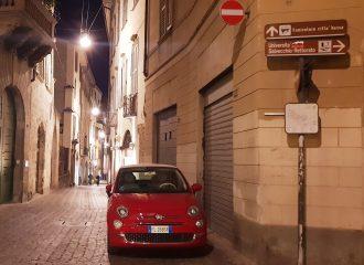 Wypożyczenie auta we Włoszech