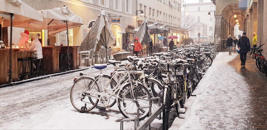Bolzano miasto rowerów