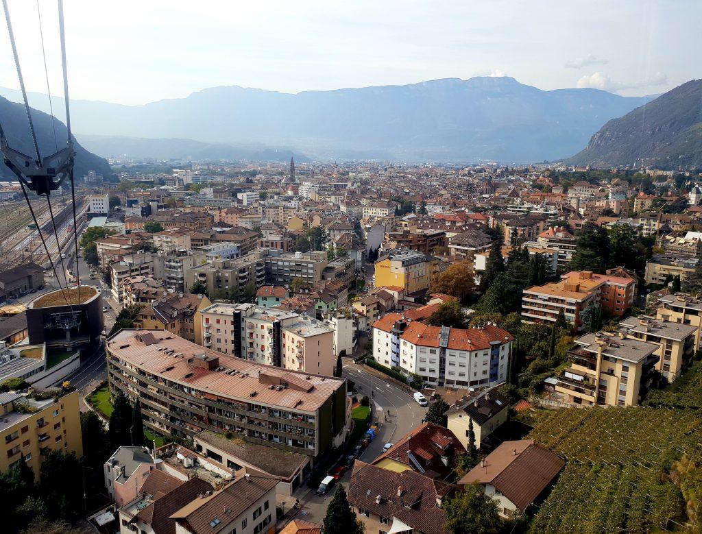 Bolzano spoty górskie