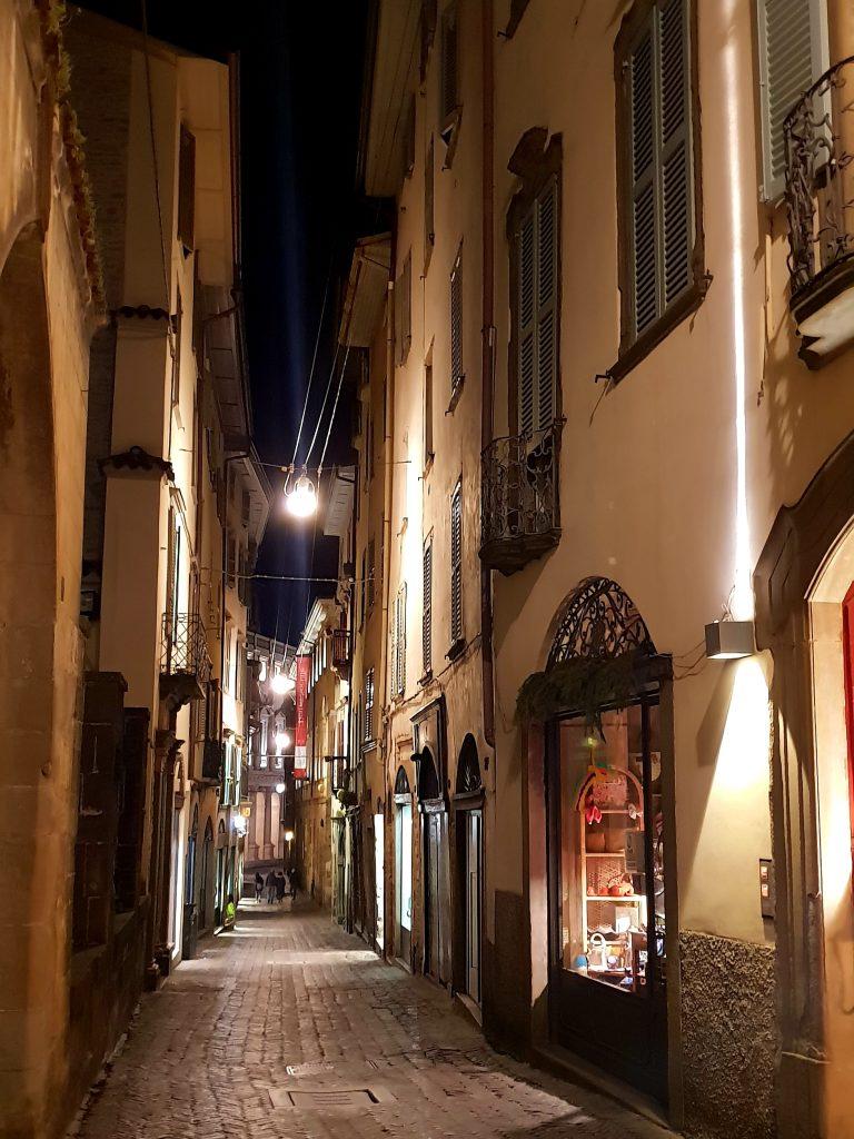 Weekend na północy Włoch: Bergamo
