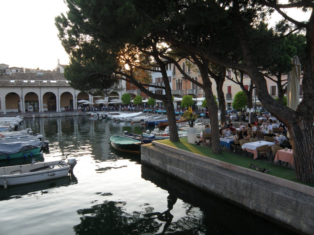 Weekend na północy Włoch: Garda