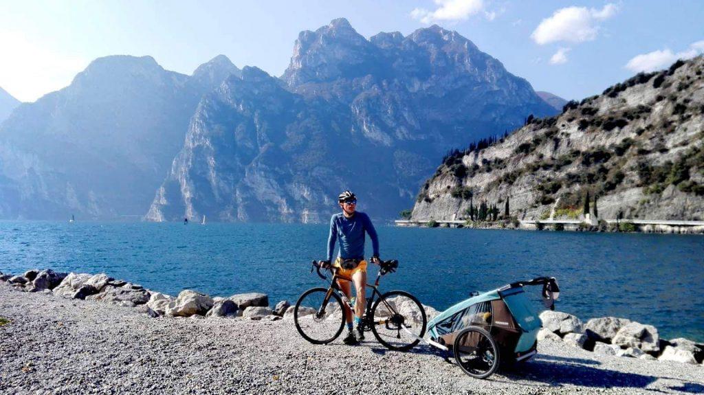 trasy rowerowe nad Gardą