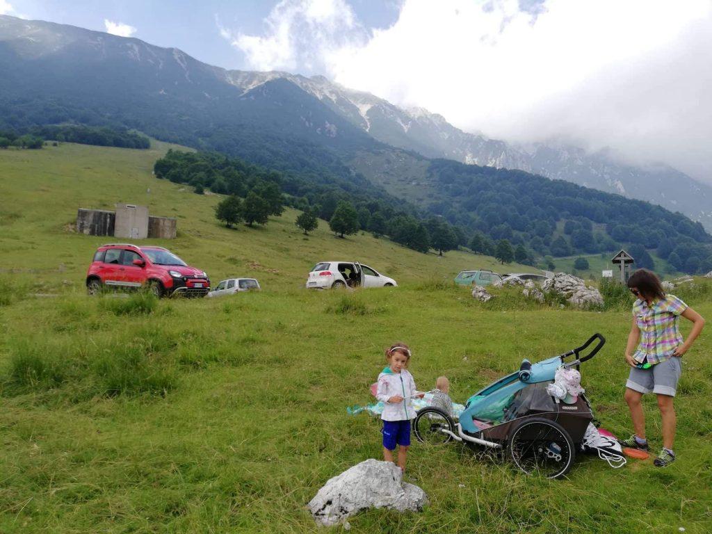 trasy rowerowe nad Gardą - Monte Baldo