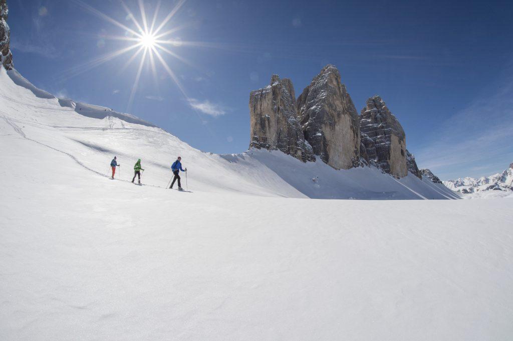Alternatywne sporty zimowe w Południowym Tyrolu