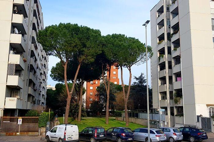 Koronawirus Rzym