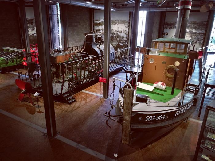 Jak przygotować się do podróży zagranicznej. Muzeum techniki w Berlinie.